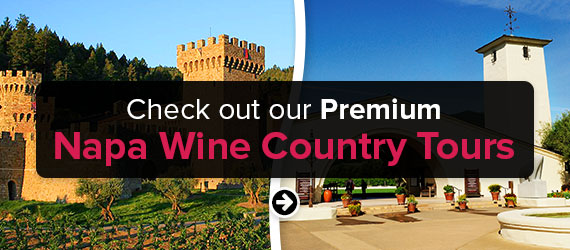 Click here to Check out our Premium Wine Country Tours!